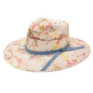 Charlie 1 Horse Western Straw Hat - Big Splash